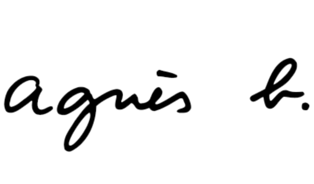 logo Agnès B.
