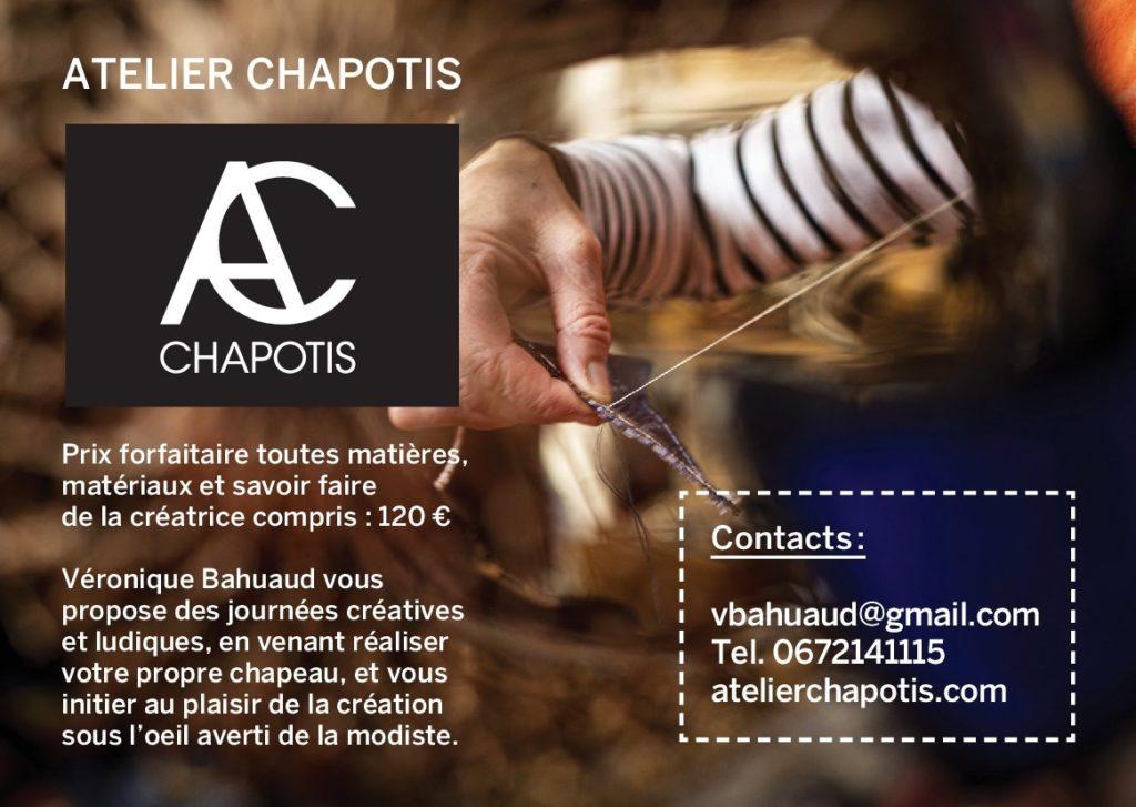 Atelier Chapotis Lyon